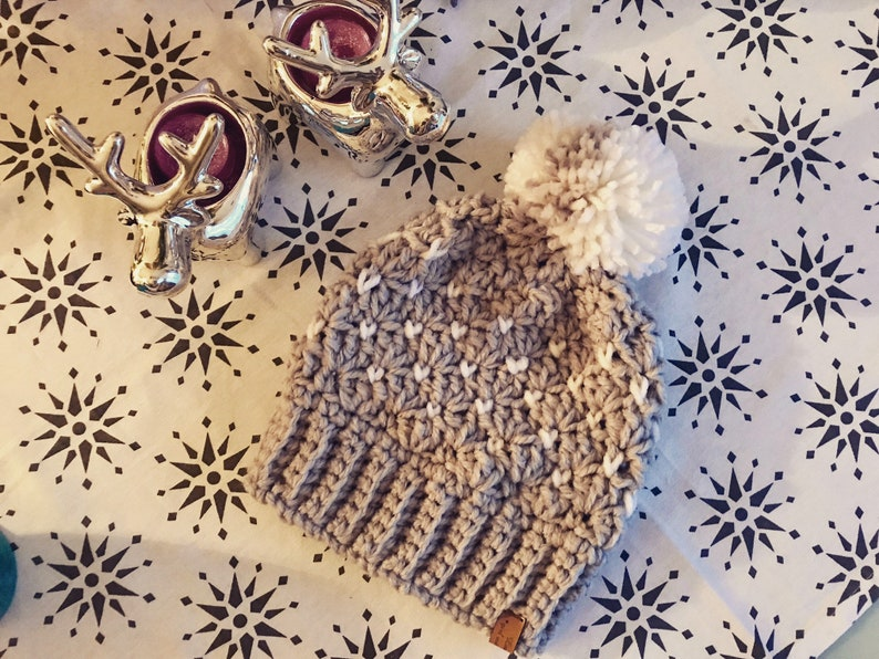 Crochet witner hats