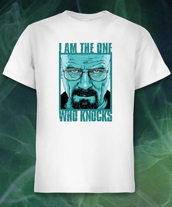 Breaking Bad inspired Magnet or Keyring Knocks Walter White Heisenberg