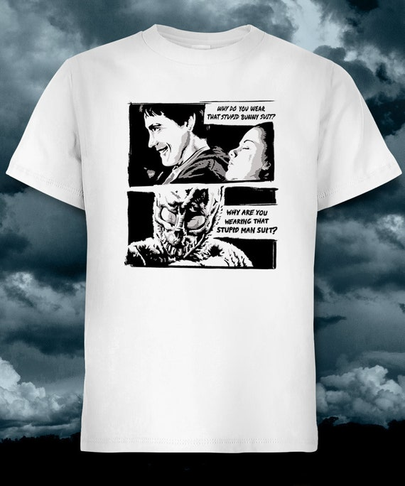 Donnie Darko Suit Unisex T Shirt Tribute Tee Frank Etsy
