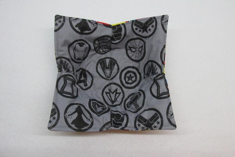 Avengers Reversible Microwave Safe Bowl Cozy