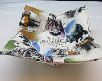 Star Wars The Last Jedi/BB8 Reversible Microwave Safe Bowl Cozy