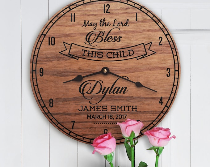 Christening Gifts - Christening Gift Ideas - Personalized Gifts for Christening - Christening Gifts for Godparents - Christening Gift