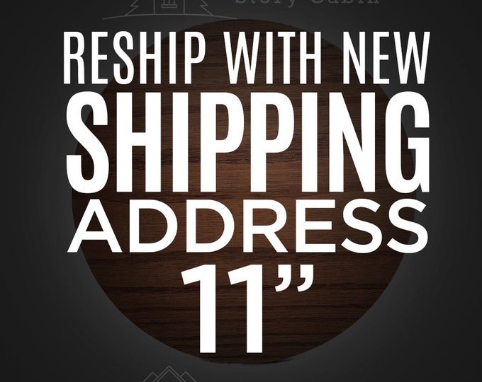Shipping With New Address (Return to Sender)