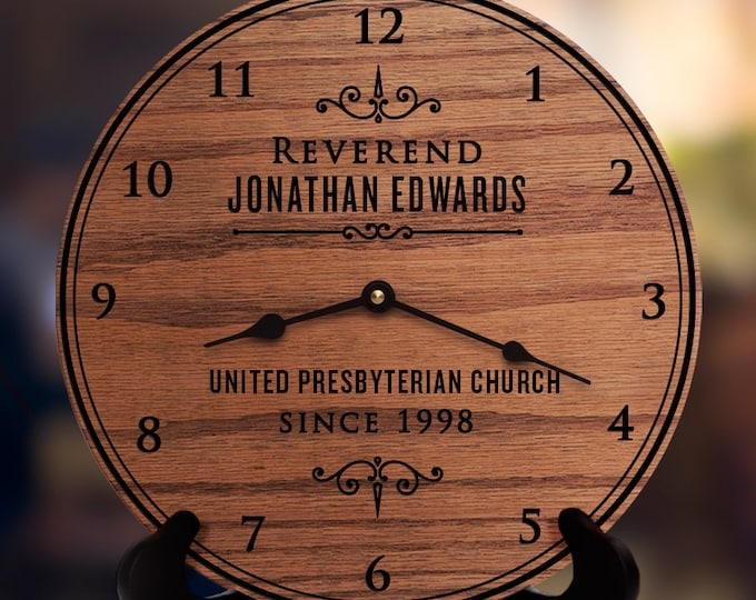 Gifts for Traditional Pastors Appreciation - Traditional Pastor