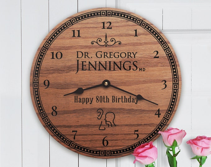Personalized Otolaryngologist- Gifts For Sinus Doctor - Gifts For ENT Physician - Allergy - Nose - Throat - Ear - Ear Nose Throat Doctor