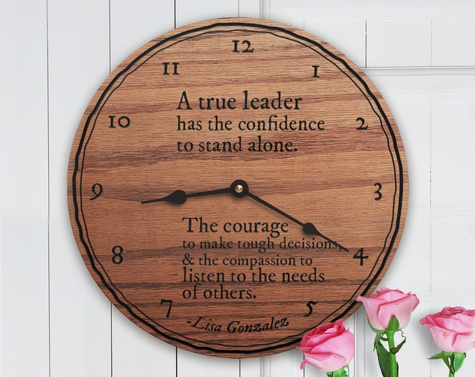 Leadership Quotes - Teamwork Quotes - Confidence Quotes - Courage Quotes - Compassion - Servant Leadership - A True Leader Lisa Gonzalez