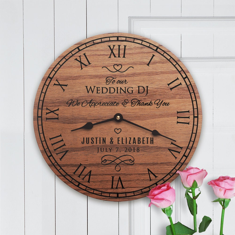 Personalized Wedding Gift For Wedding Dj Gift For Wedding