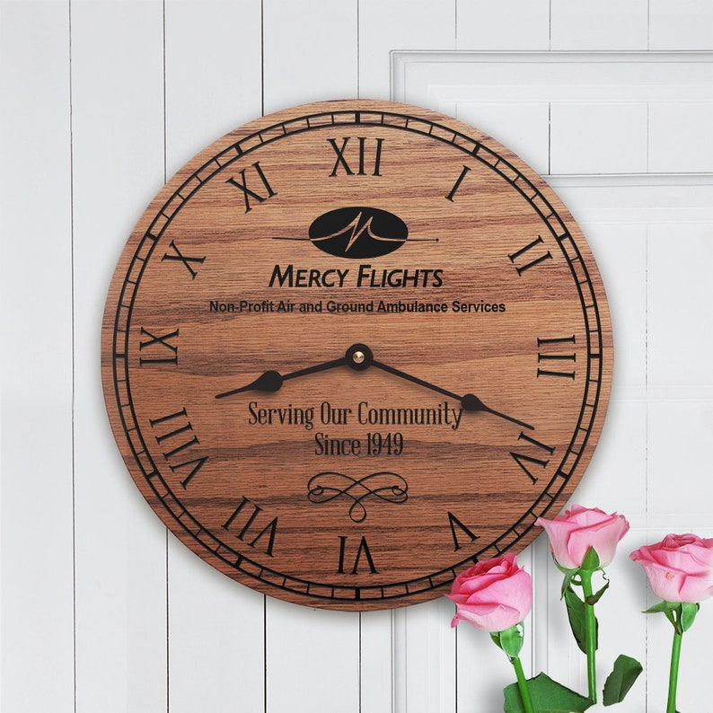Personalized Corporate Gifts for Clients - Marketing - Business Client -  Promotional - Logo Engraved - Custom Business Gift - Full Logo