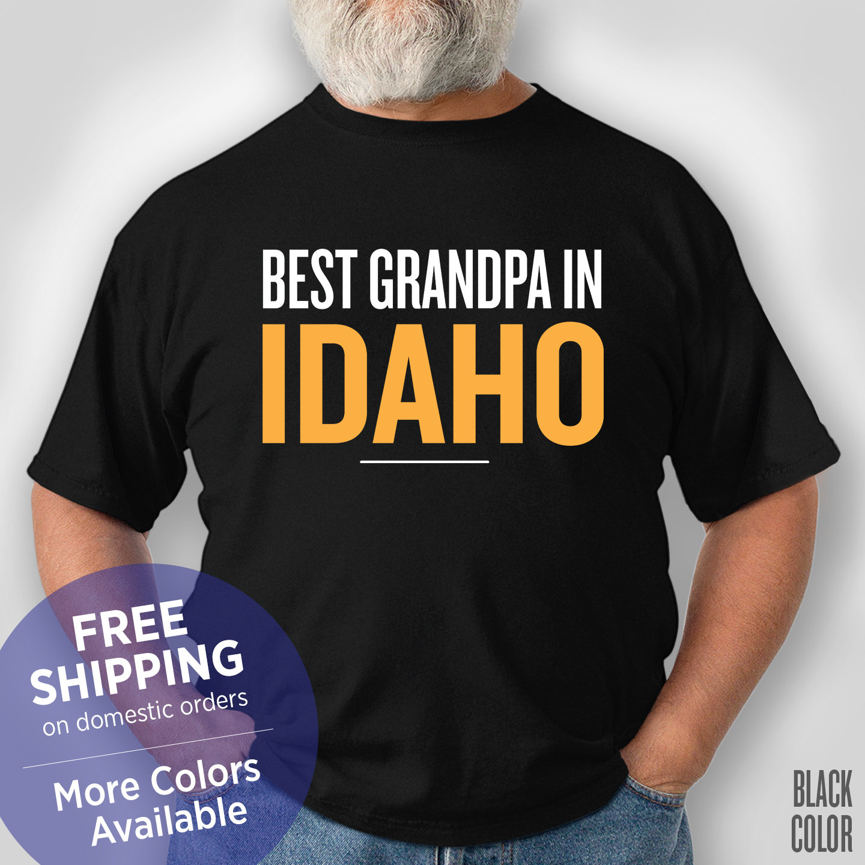 Best Grandpa In Idaho