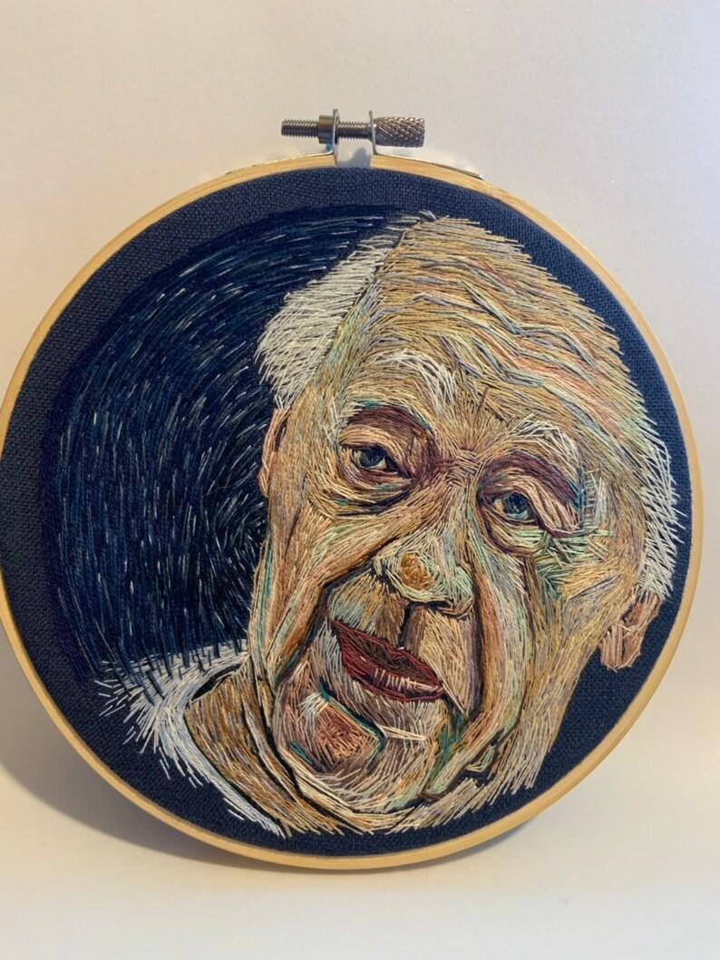 6 hoop Eugene Ionesco
