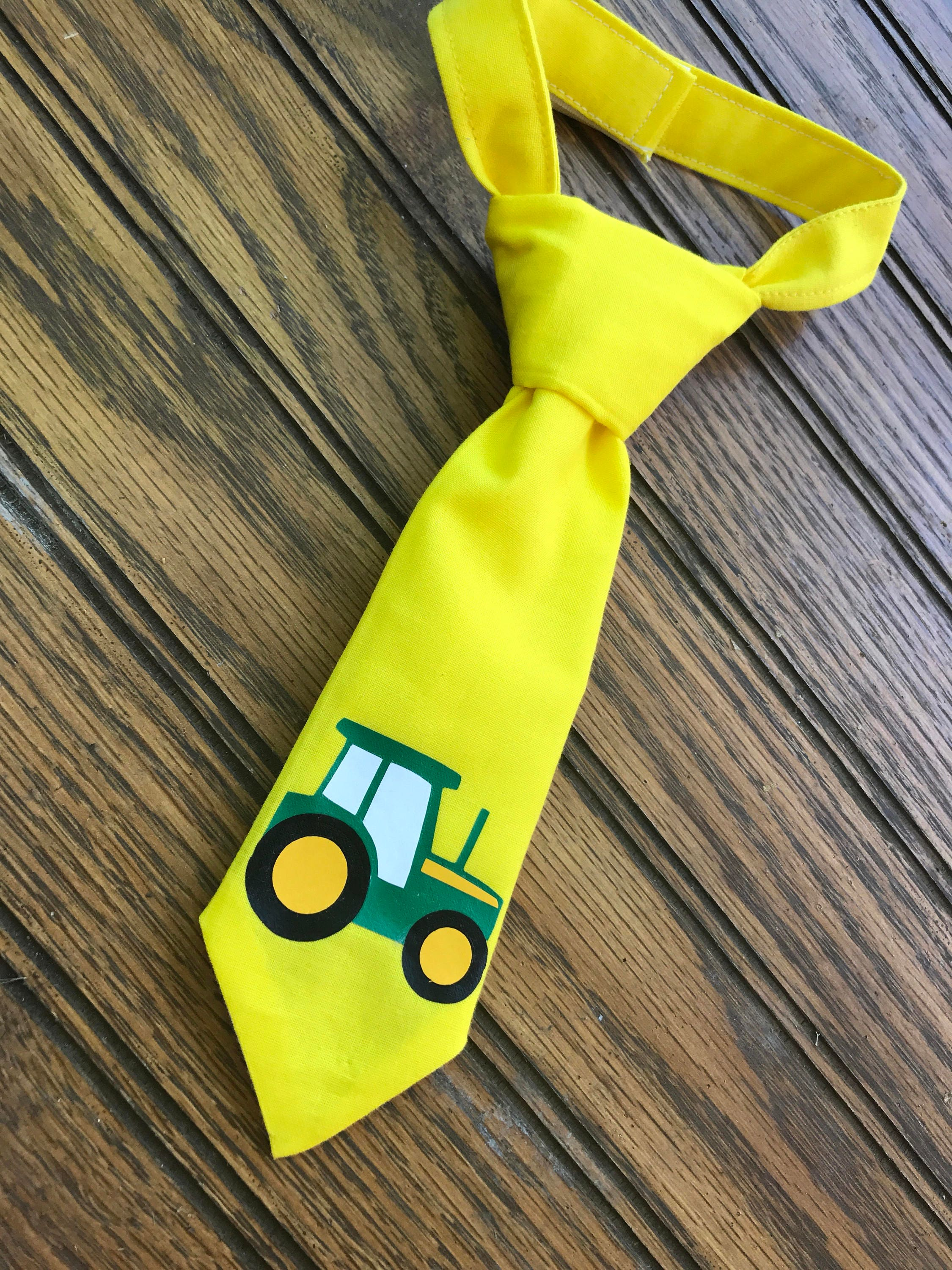 John Derre Tractor Smash Cake Birthday Outfit