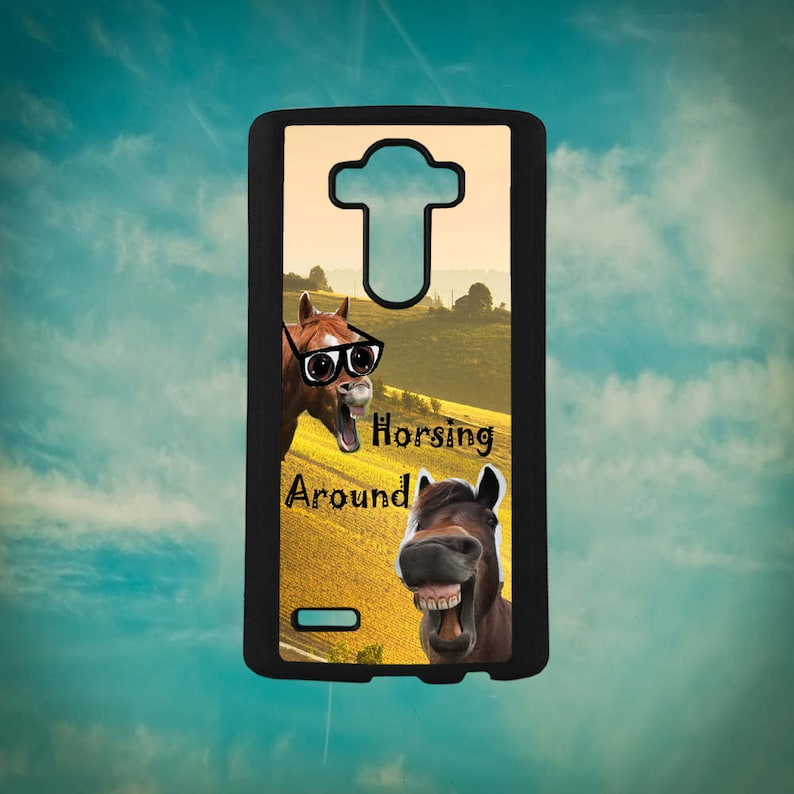 check out a2bd9 d1702 Horsing Around Country Barn Life for LG G3 G4 G5 G6 Phone Case Cover