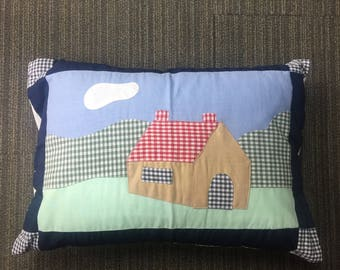 House Pillow Cover