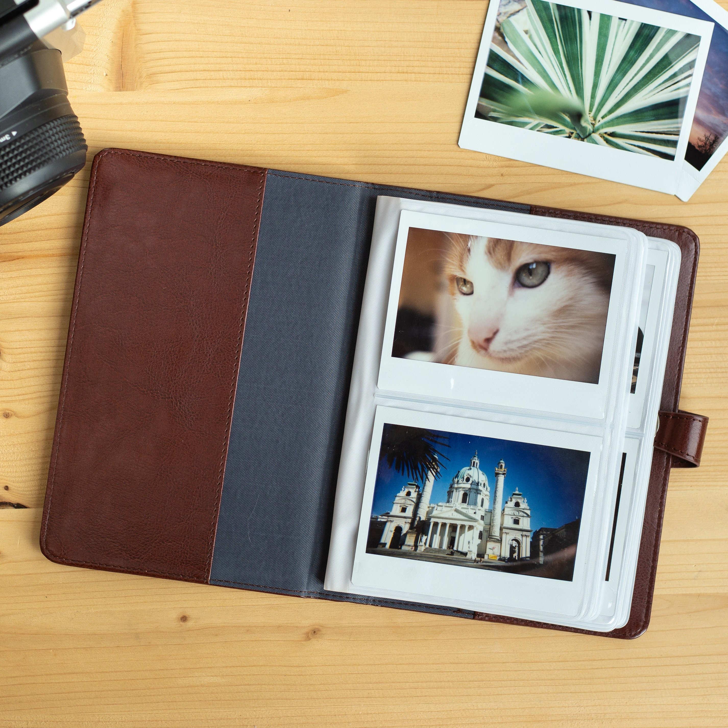 Instax Wide Photo Album For 64 Photos Instant Photo Album Etsy
