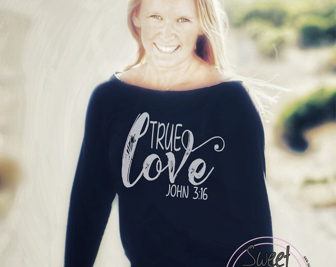 TRUE LOVE John 3:16