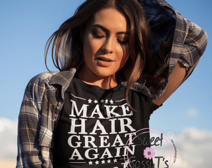 MAKE Hair GREAT Again by Monat