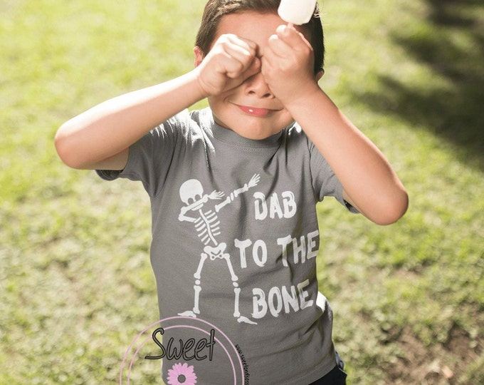 Dab to the Bone Tee