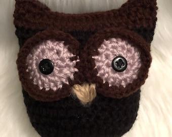 Mini Amigurumi Owl