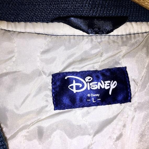 Sukajan And Embroidery Vintage Bomber Rare Mouse Jacket Character Minnie Couple Zipper Mickey Sweet Disney Cartoon Romantic Japanese d0TxwqX