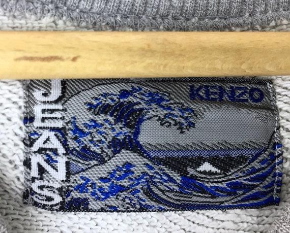 Sweatshirt Pullover Jeans Spellout Jumper Kenzo Sweater Rare EA7qBn1Wv