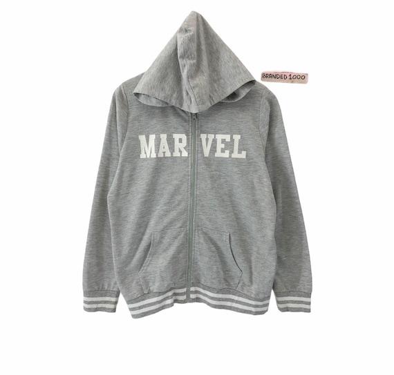 Rare!!! Marvel Comics Hoodie Sweatshirt Marvel Com