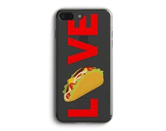 2e5dcc88e3 iPhone XR case.iPhone 8 Plus case.iPhone 8 case.iPhone Xs Max case.iPhone  Xs case.iPhone 7.iPhone 6 case.Food case.Guac.Taco is life