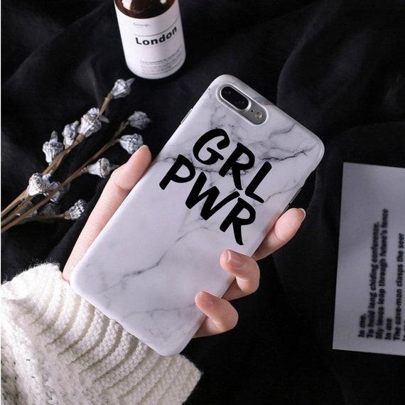 iphone 8 case girl power
