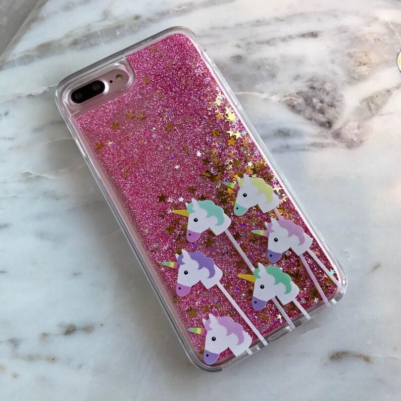 IPhone Case iPhone X Case Unicorn Case
