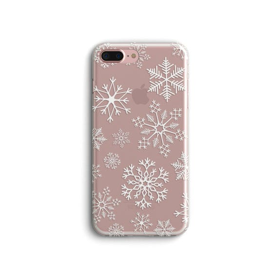 9eb9eb8cf Snowflakes Christmas Winter Wonderland iPhone X case iPhone 8