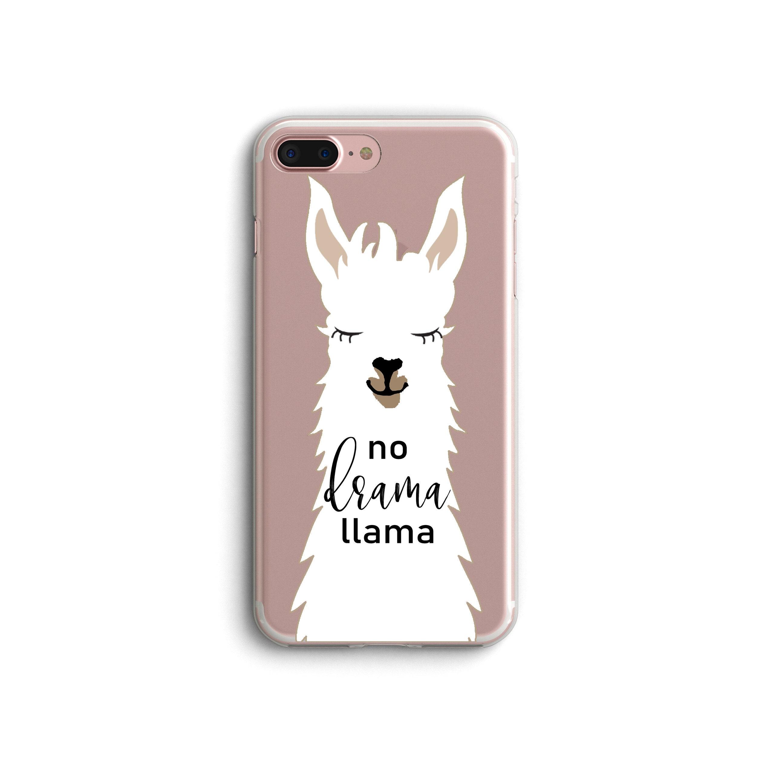 llama iphone xs case
