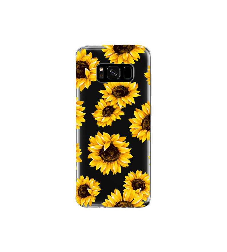 best service 19e59 4ed44 Sunflower | Case For Samsung S9 Plus | Samsung Note 9 | Samsung Galaxy S10e  case | Samsung S10 Plus case| Samsung S8 case| Samsung S10 case