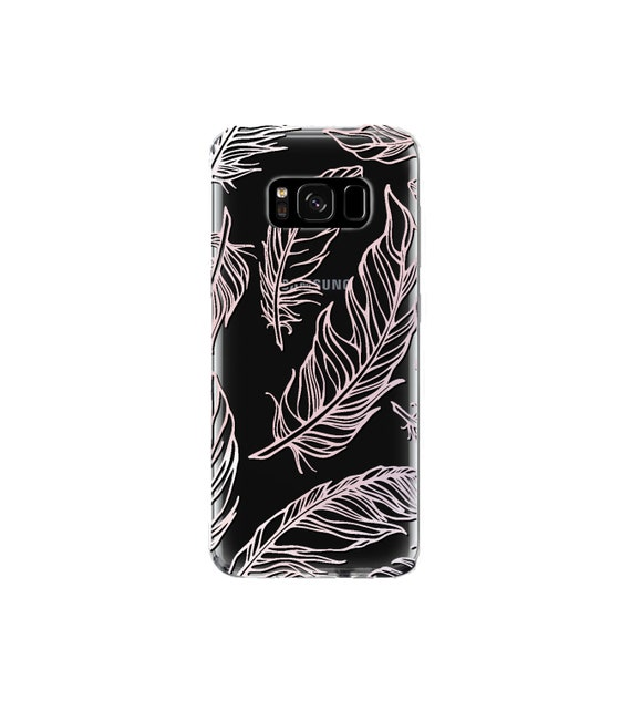 drawing Human heart with flowers Samsung S10 Case