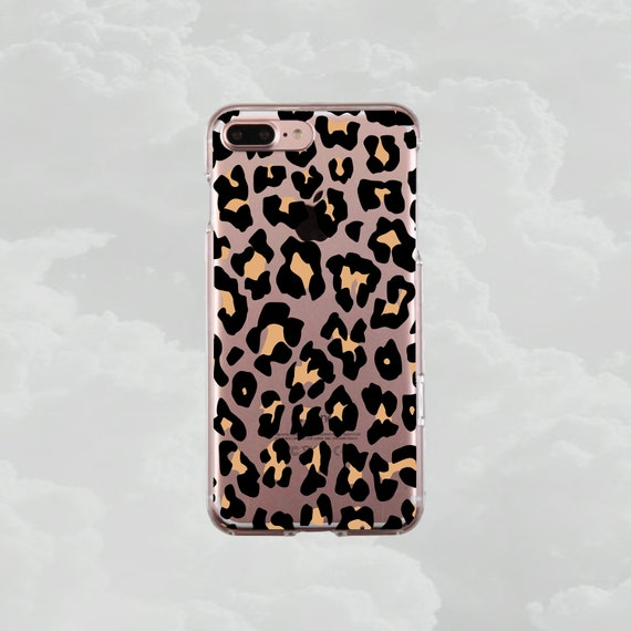 reputable site a6768 11b9c Leopard.Cheetah.iPhone X case.iPhone XR case.iPhone 8 Plus case.iPhone 8  case.iPhone XS Max case.iPhone Xs case.iPhone 7 Plus.Clear.Fashion