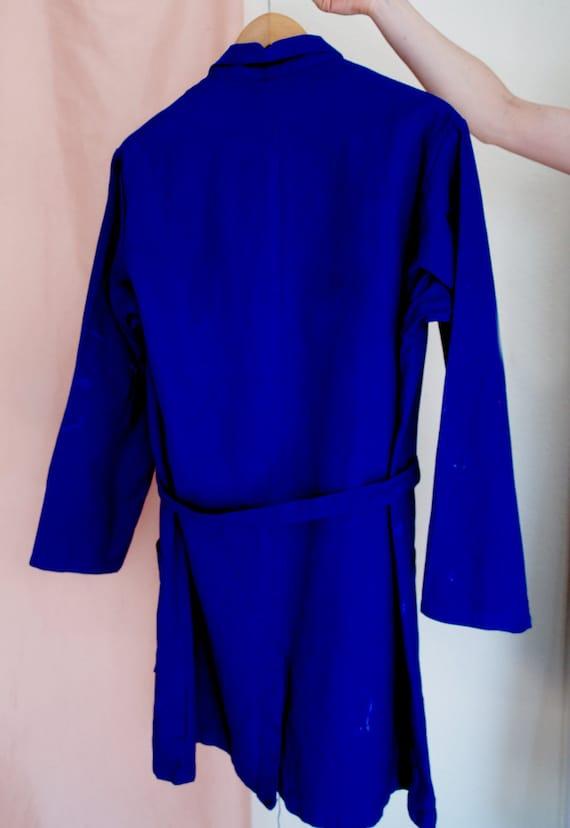 French Workwear Chore Jacket - image 3