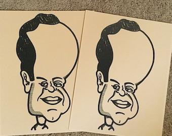 Frasier Cranium - Print