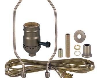 lamp kit etsy rh etsy com lamp wiring kit walmart lamp wiring kit ottlite
