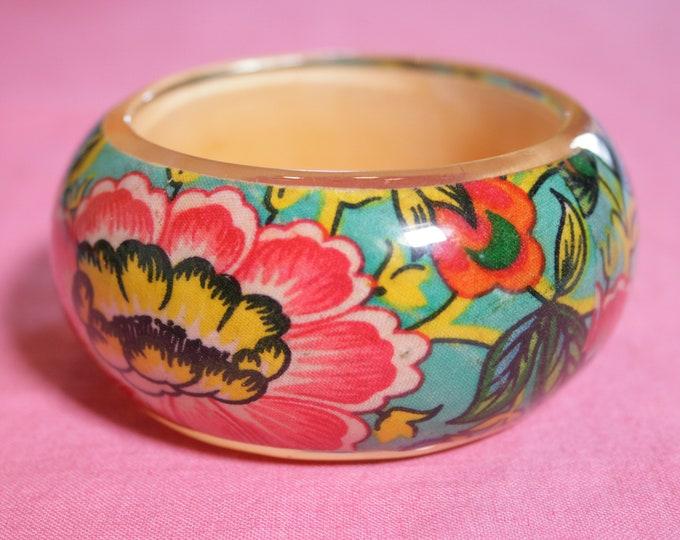 Floral Bangel