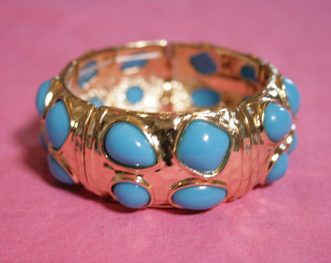 Funky Vintage Gold Costume Jewelry