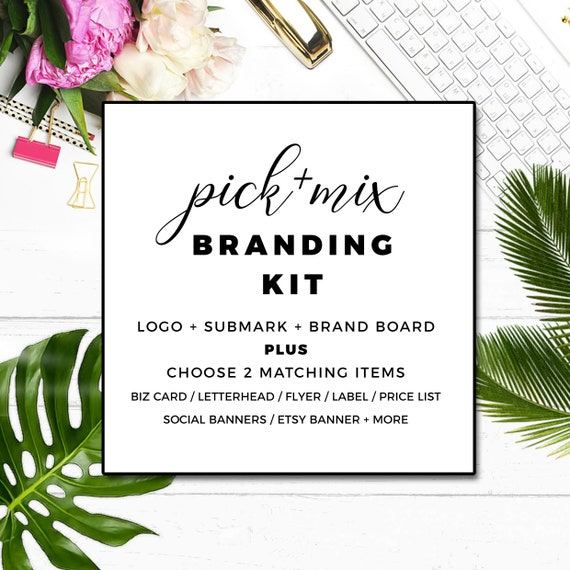 Branding Logo Design Brand Id Brand Package Logo Pack Flyer Design New Business Logo Social Media Headers Shop Logo