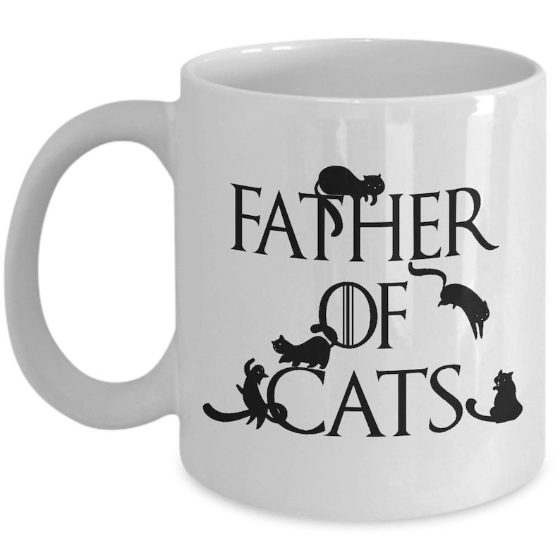 1c0e62873a9 Kat papa mok spel van tronen kat vader voor katten koffiekopje image 0 ...