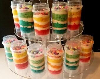 Cake Push-Pops