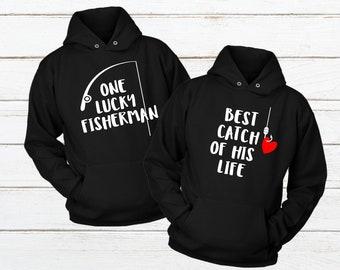 Fishing Couples Gift Couples Shirts Fishing Gift For Men