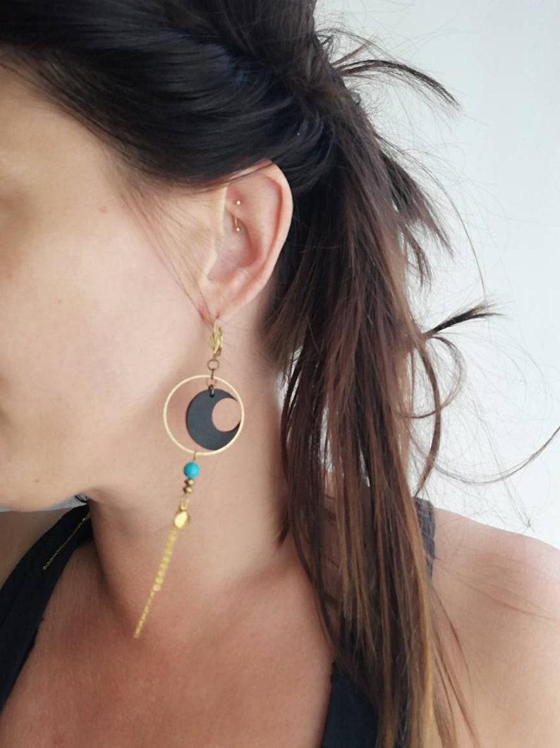 New hijo earring