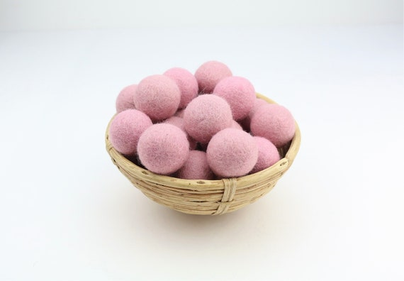 3 cm old pink felt balls for crafting #21 felt balls decoration pom poms different. Colours Felt Balls Garlands Decoration