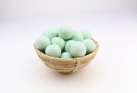 3 cm mint felt balls for crafting #36 felt balls decoration pom poms different. Colours Felt Balls Garlands Decoration