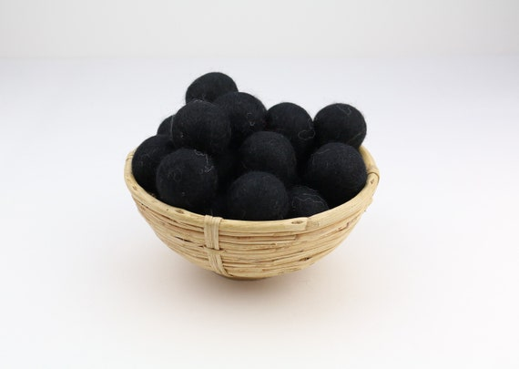 3 cm black felt balls for crafting #43 felt balls decoration pom poms different. Colours Felt Balls Garlands Decoration