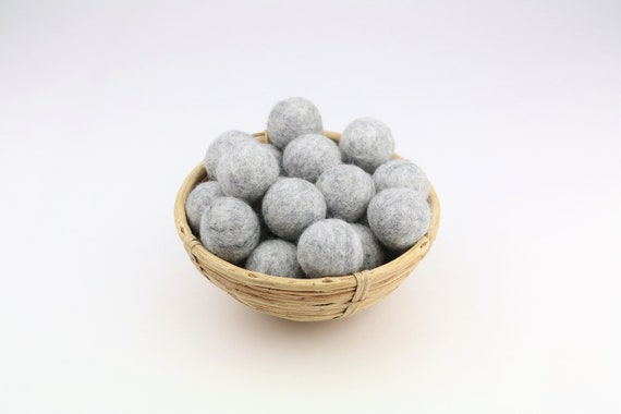 3 cm grey-melted felt balls for crafting #39 felt balls decoration pom poms different. Colours Felt Balls Garlands Decoration