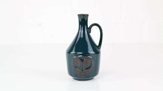 Antique christmas jug Petrol xp antique ewer Ceramic mint condition