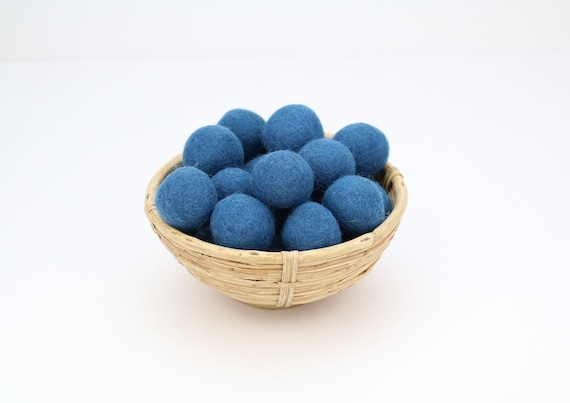 3 cm dark blue felt balls for crafting #28 felt balls decoration pom poms different. Colours Felt Balls Garlands Decoration