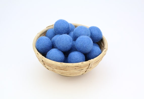 3 cm medium blue felt balls for crafting #27 felt balls decoration pom poms different. Colours Felt Balls Garlands Decoration